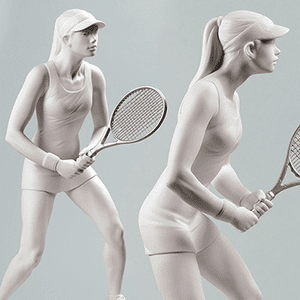 Lladro Occupation and Sports Figurines