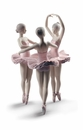 Lladro Our Ballet Pose Figure