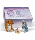 Lladro Set Silent Night (Gres)