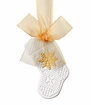 Lladro Stocking - ornament (Re-Deco)