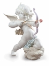 Lladro Straight To The Heart Figure