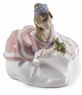 Lladro the Princess and the Frog Porcelain Figurine