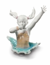 Lladro There I Go! Figure
