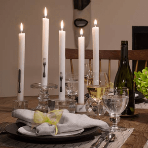 Lucid Dinner Candle Collection