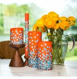 Lucid Dotty Polka Dot Candle Collection