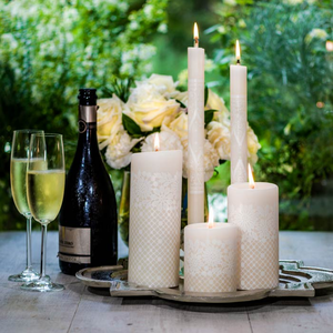 Lucid Lace Candle Collection