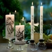 Lucid Liquid Candles -  1x11 Bless This Table Natural Dinner Candle
