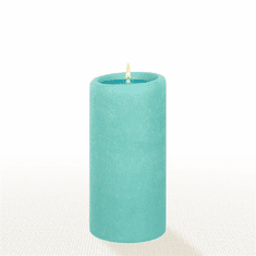 Lucid Liquid Candles - Azure 3x6 Pillar Candle