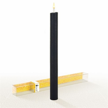 Lucid Liquid Candles -  Black 1x11 Dinner Candle