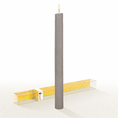 Lucid Liquid Candles - Gray 1x11 Dinner Candle