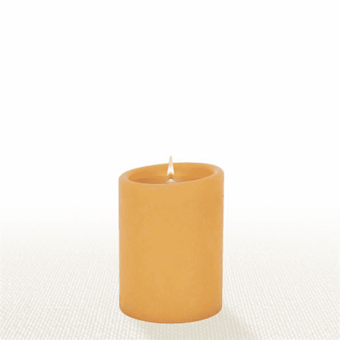 Lucid Liquid Candles - Honey 3x4 Pillar Candle