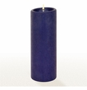Lucid Liquid Candles - Indigo 3x8 Pillar Candle