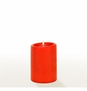 Lucid Liquid Candles - Kumquat 3x4 Pillar Candle