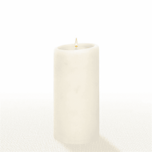 Lucid Liquid Candles - Natural 3x6 Pillar Candle
