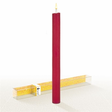 Lucid Liquid Candles - Ruby 1x11 Dinner Candle
