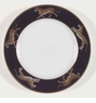 Lynn Chase Jaguar Jungle Bread and Butter Plate