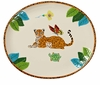 Lynn Chase Jungle Jubilee Oval Platter