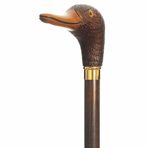 Mallard Walking Stick Cane by Concord