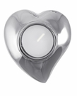 Mariposa Heart Tea Light
