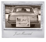 "Mariposa ""Just Married"" Frame"