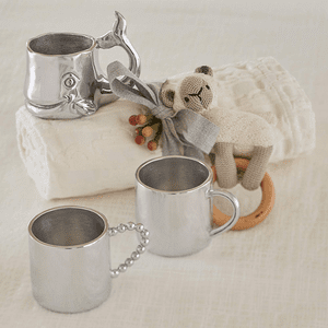 Mariposa Metal Baby / Children's Gift Collection