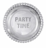 Mariposa Party Time Wine Plate