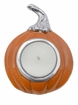 Mariposa Pumpkin Tealight Orange