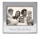 Mariposa Yours Mine and Ours Photo Frame