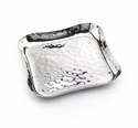 Mary Jurek Blossom Free Form Square Stainless Tray