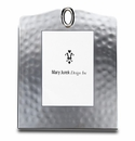 Mary Jurek Omega Photo Frame with Ring 5 inch x 7 inch