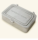 Match Italian Pewter Congratulazioni Box Small