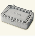 Match Italian Pewter Grazie Box Large