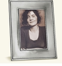 Match Italian Pewter Lombardia Rectangle Frame Medium