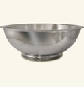 Match Italian Pewter Sicilia Bowl Large Lucido