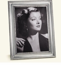 Match Italian Pewter Toscana Rectangle Frame Large