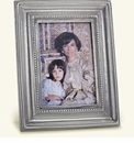 Match Italian Pewter Toscana Rectangle Frame Small