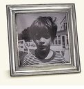 Match Italian Pewter Toscana Square Frame Large