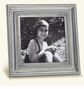 Match Italian Pewter Toscana Square Frame Medium