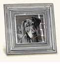 Match Italian Pewter Toscana Square Frame Small