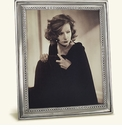 Match Italian Pewter Veneto Rectangle Frame 8 X 10