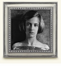 Match Italian Pewter Veneto Square Frame Medium