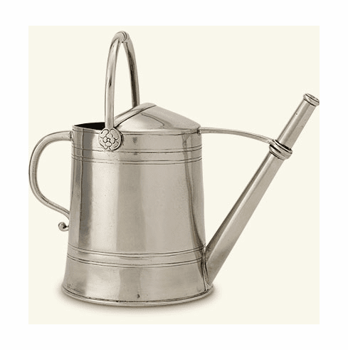 Match Italian Pewter Watering Can