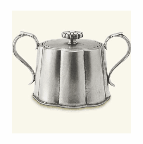 Match Pewter Britannia Sugar Bowl