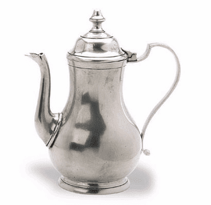 Match Pewter Coffee and Tea Service