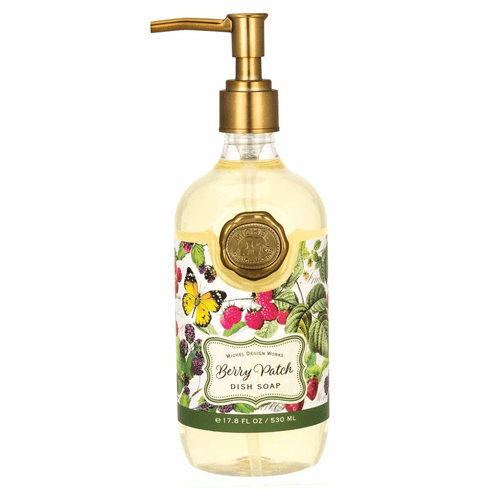 Michel Design Works Berry Patch Dish Soap