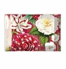 Michel Design Works Christmas Day Rectangle Glass Soap Dish