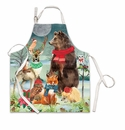 Michel Design Works Christmas Party Apron