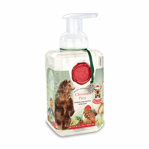 Michel Design Works Christmas Party Foaming Soap