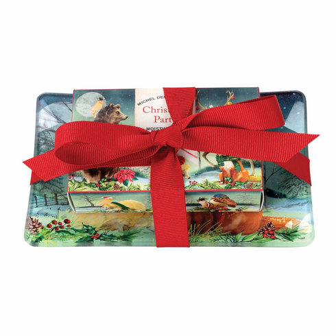 Michel Design Works Christmas Party Gift Soap Set