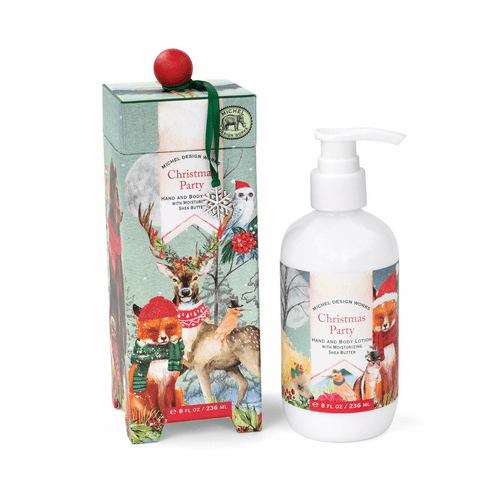 Michel Design Works Christmas Party Lotion